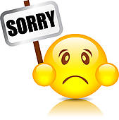 Sorry Clip Art Eps Images 422 Sorry Clip-Sorry Clip Art Eps Images 422 Sorry Clipart Vector Illustrations-9