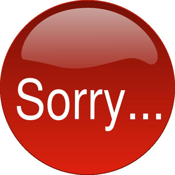 Sorry Clipart Sorry Clip Art Vector Clip-Sorry Clipart Sorry Clip Art Vector Clip-15