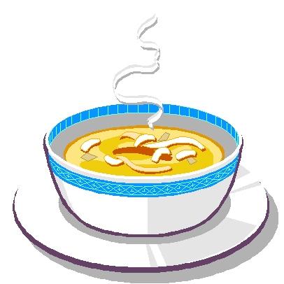 Soup And Sandwich Clip Art Cup Of Soup