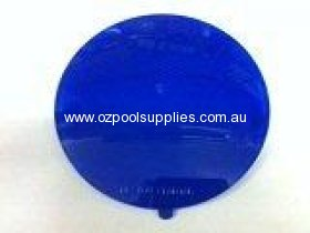Spa Electrics Wet Niche Clip on Replacement Light/Lense Cover - Blue