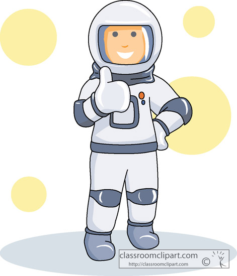 Space Astronaut In Space Suit Classroom -Space Astronaut In Space Suit Classroom Clipart-18