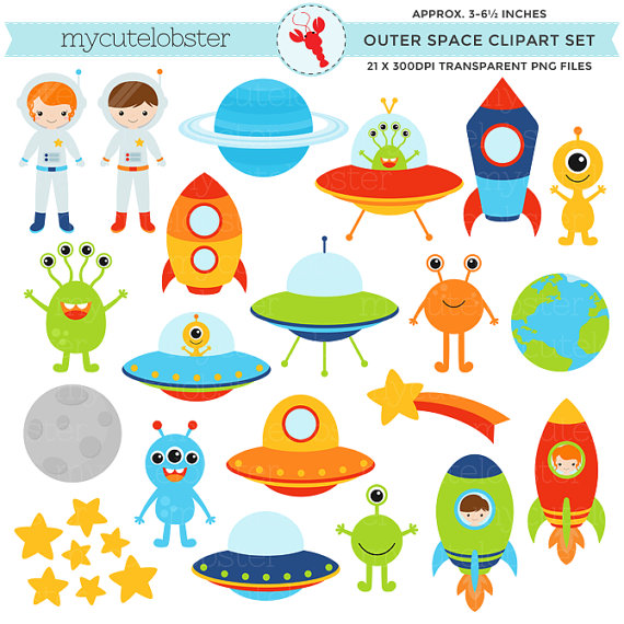 Space Clipart-Clipartlook.com-570