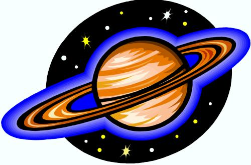 Space clipart page 1