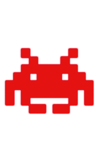 Sponsored Link. - Space Invaders Clipart
