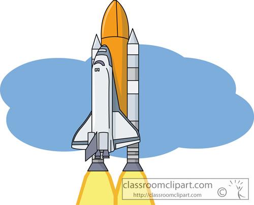 Space Shuttle Clip Art. Space Shuttle Size: 60 Kb