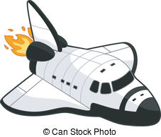 Space Shuttle - Illustration of a Space Shuttle
