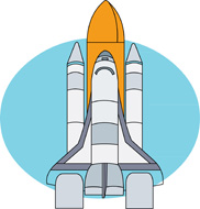 Space Shuttle Size: 76 Kb From: Space