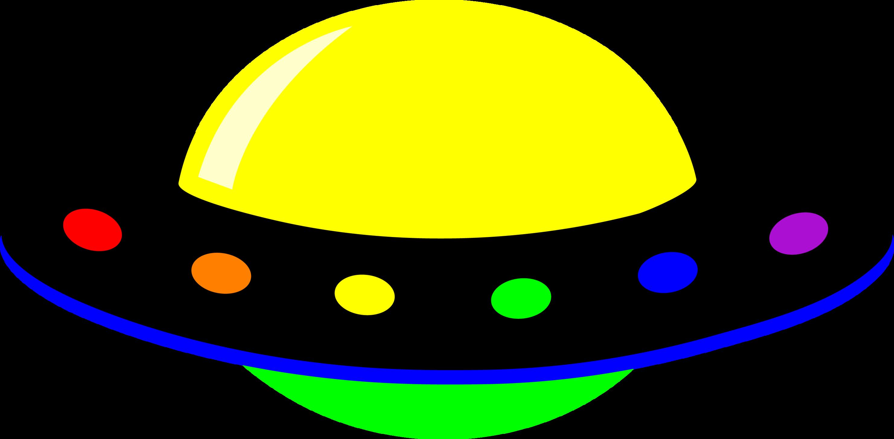 Spaceship Clip Art