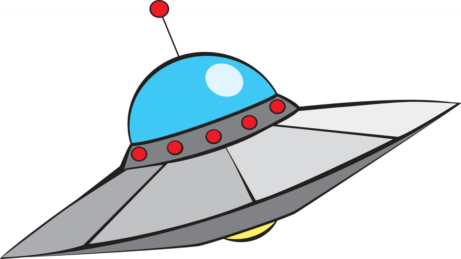 Spaceship Clipart & Look At Clip Art Images