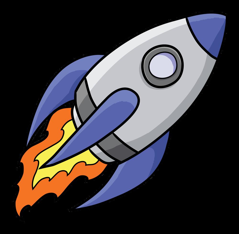 Spaceship clipart kiaavto
