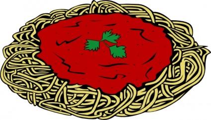 Spaghetti Clip Art Image Sear - Pasta Clip Art