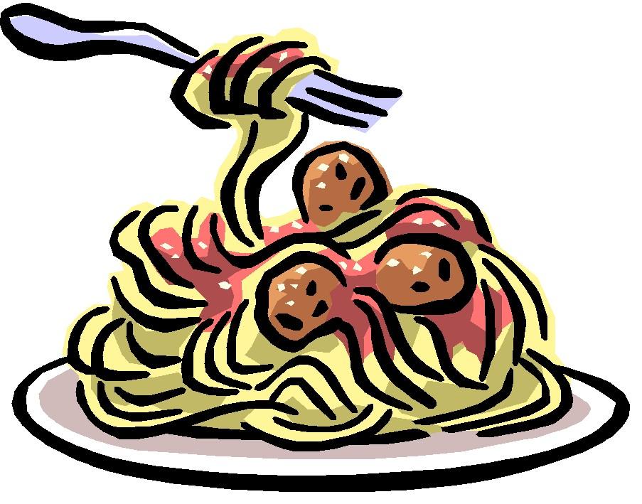 spaghetti clipart - Pasta Clip Art