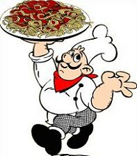 Spaghetti Dinner - Pasta Clip Art