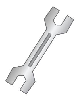 Image Of Spanner Clipart-image of spanner clipart-10