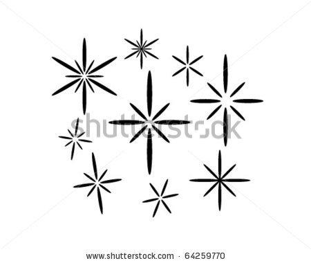 Sparkle Star Clip Art-Sparkle Star Clip Art-16
