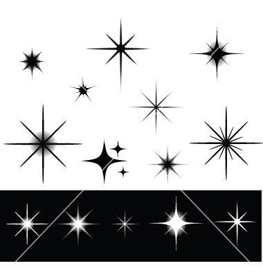 Sparkles Vector 244237 By Ma Rish On Vec-Sparkles Vector 244237 By Ma Rish On Vectorstock-14