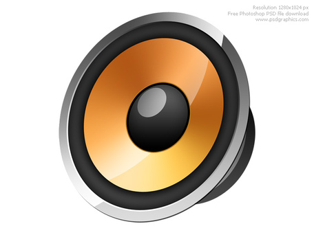 Speaker on abstract background; Speaker -Speaker on abstract background; Speaker icon-15