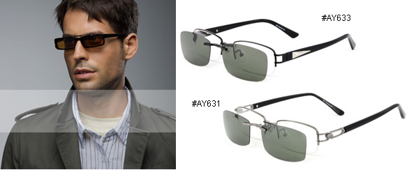 Speaking Of Clip On Sunglasses, We Have -Speaking of clip on sunglasses, we have to see this sort of shades started with clip on glasses are really great invention in the eyewear field.-15