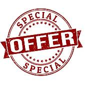 Special Offer Rubber Stamp · Special of-Special Offer Rubber Stamp · Special offer stamp-2