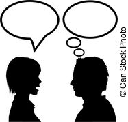 ... Speech U0026amp; Talk Man U0026amp; -... speech u0026amp; talk man u0026amp; woman say listen u0026amp; think - She ...-10