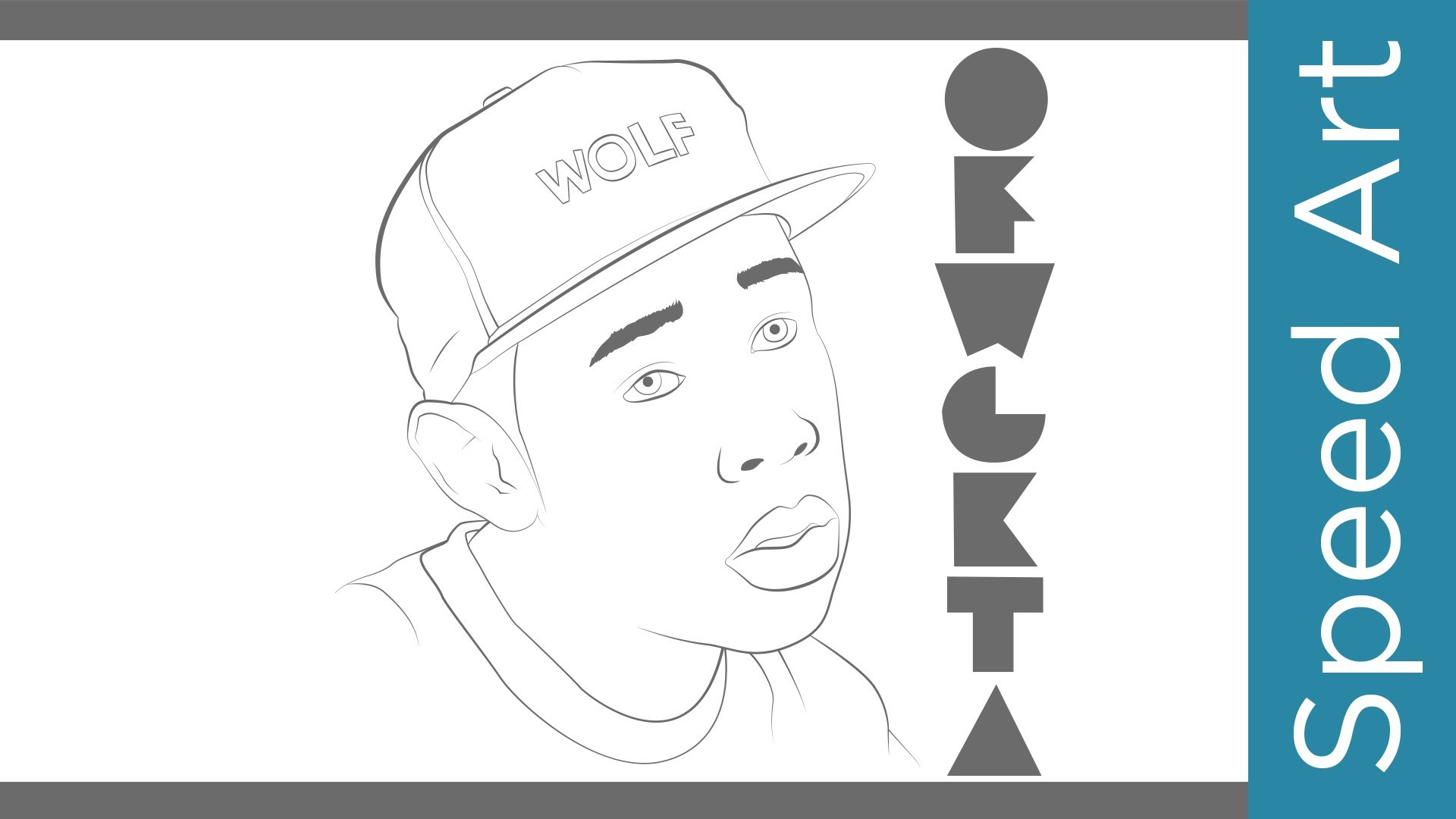 Speed Art | Tyler The Creator .