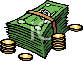 Spending Money Clipart Clipart Panda Free Clipart Images