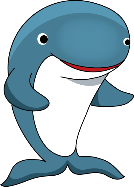 Sperm whale clipart free clipart images 3