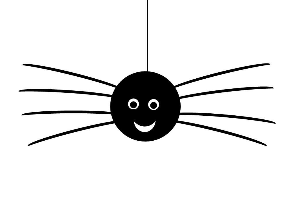 Spider clip art 2-Spider clip art 2-5