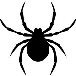 Spider clipart 2