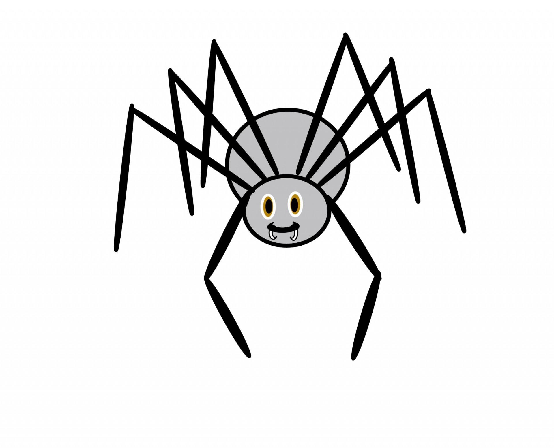 Spider clipart-Spider clipart-4