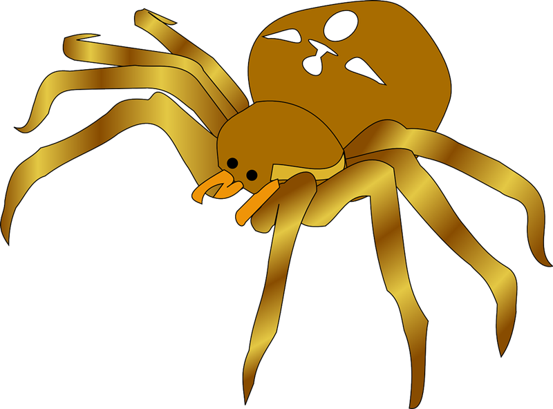 Spider free to use clip art 2-Spider free to use clip art 2-6