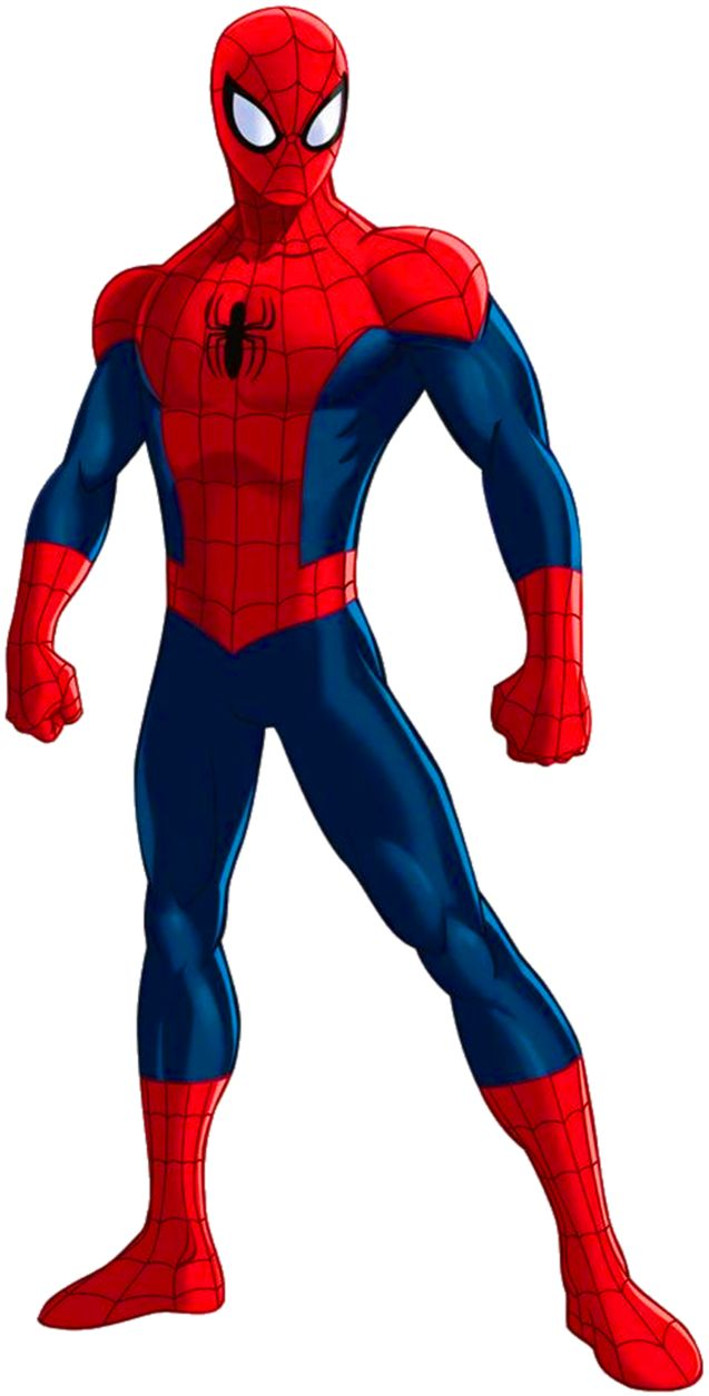 Spider man clip art - ClipartFest