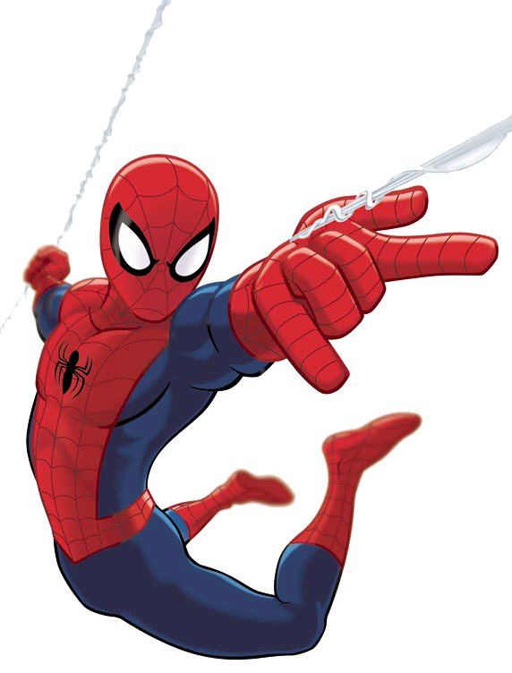 ... Spider-man ...