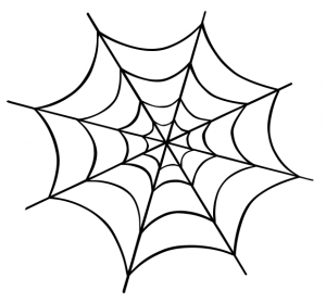 Spider web clip art download - Spider Web Clipart