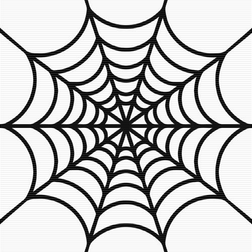 Spider web clip art tumundogr - Web Clipart
