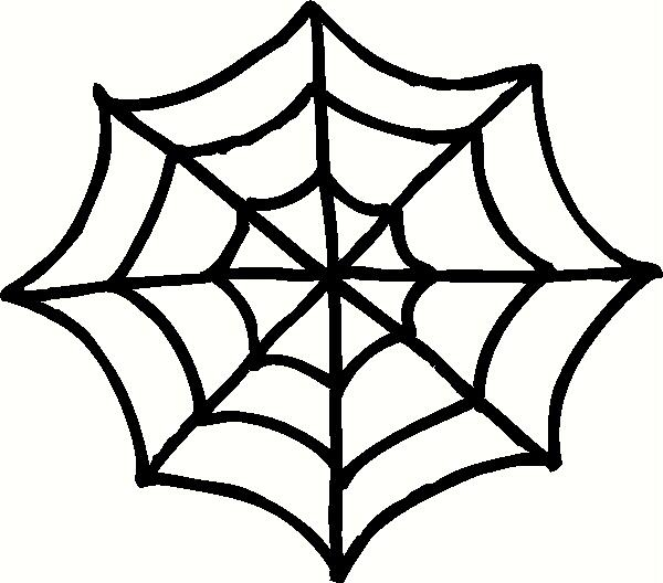 Spider web clipart 0 2