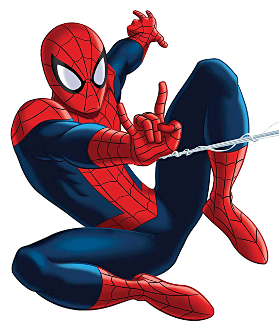 Spiderman Clip Art-Spiderman Clip Art-10