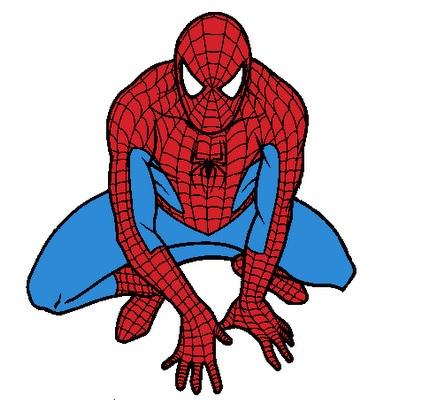 Spiderman Clip Art-Spiderman Clip Art-7