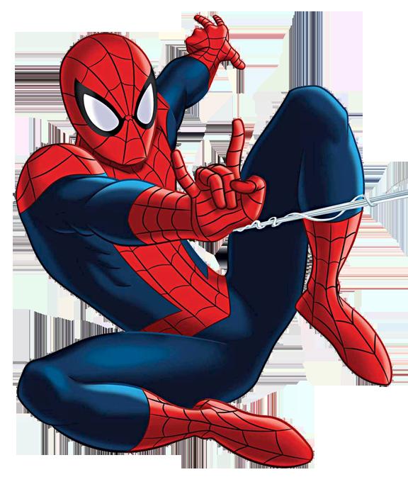 Spiderman Clip Art-Spiderman Clip Art-8