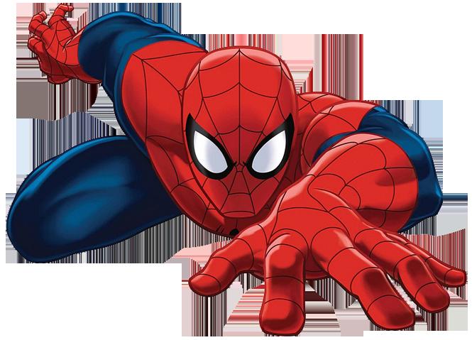 Spiderman Clip Art