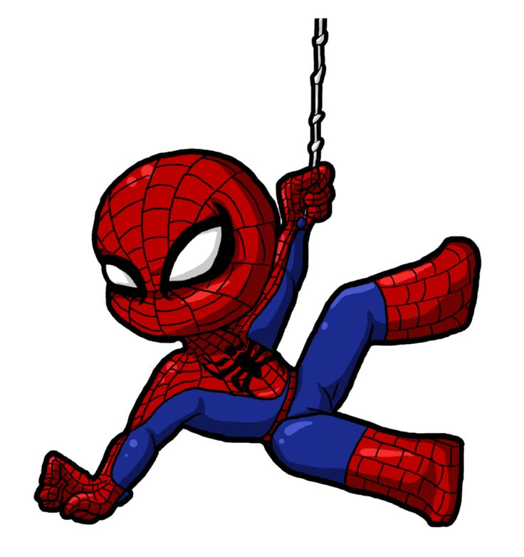 Spiderman clipart free clipart clipart image