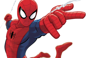 Spiderman Clipart 2