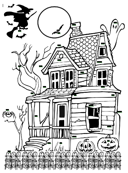 Spooky Haunted House Part Two-Spooky Haunted House Part Two-19