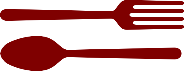 Spoon And Fork PNG Clipart