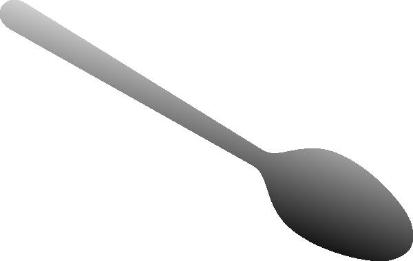 Spoon Clip Art At Clker Com Vector Clip Art Online Royalty Free