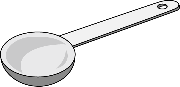 Spoon Clip Art