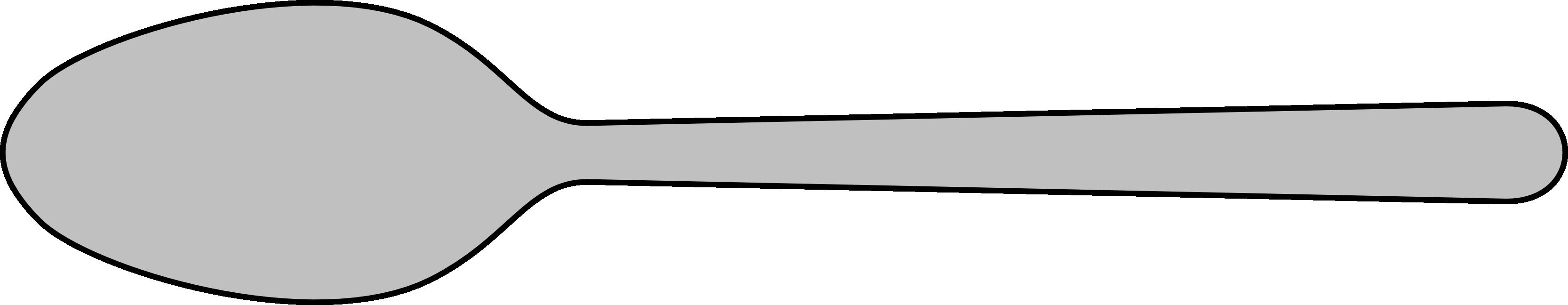 Spoon Clip Art - Spoon Clip Art