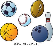 Sports Balls Clipartby Yupiramos0/0; Spo-sports balls Clipartby yupiramos0/0; Sports Balls - Five different sports balls from sports that.-19