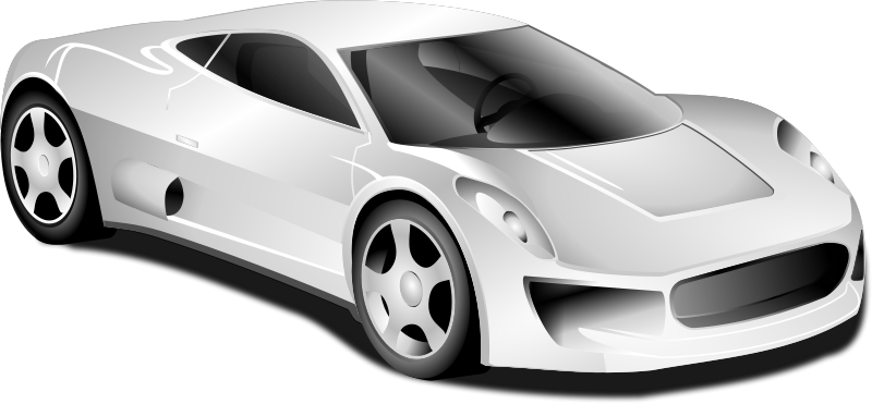 Sports Car Clip Art Images Free For Commercial Use ...