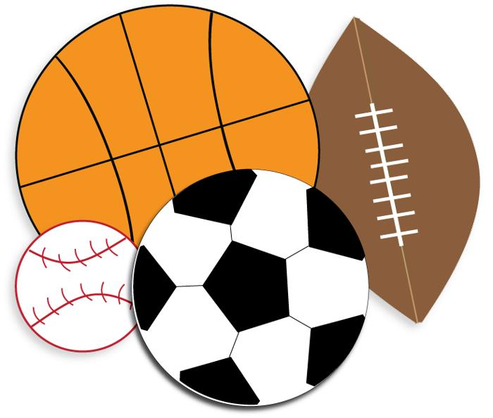 Sports clipart free clipart images 2
